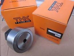 THK Model: HRW17 Linear Bearing Block on Approximately 3.75 Rail <