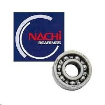 Nachi 5202AZ Double Row Ball Bearing Shielded 1-Side Japan