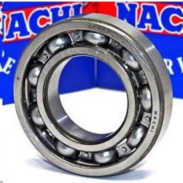 NJ219 Nachi Roller Steel Cage Japan 95mm x 170mm x 32mm Cylindrical Bearings
