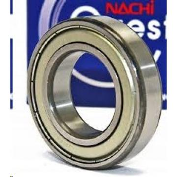 6206 Nachi Open C3 30x62x16 30mm/62mm/16mm Made in Japan Radial Ball Bearing